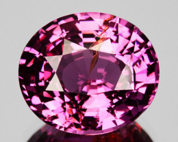 4.11 Cts Natural Sweet Pink Spinel Oval Srilanka