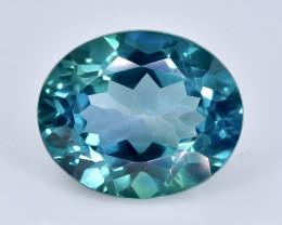 4.82 Crt Topaz Faceted Gemstone (Rk-23)