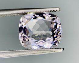3.46 Cts Natural  Brazil Morganite Gemstone