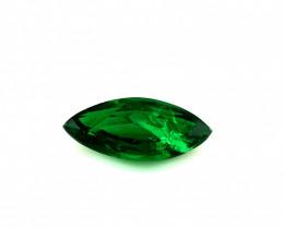~No Reserve~0.50(ct) Top Color Small yet Hot Tsavorite Garnet from Kenya