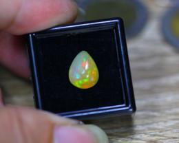 3.23ct Natural Ethiopian Welo Opal Lot GW8848