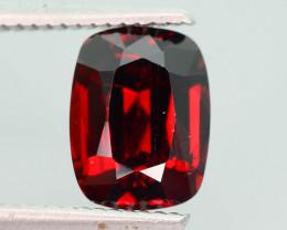 Top Grade 3.75 ct Fancy Cut Red Garnet