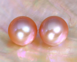 8.3mm 8.15Ct Natural Australian South Sea Pink Color Pearl C0469