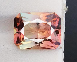 7.43 CT TOURMALINE PARTY COLOR 99% CLEAN NATURAL UNHEATED