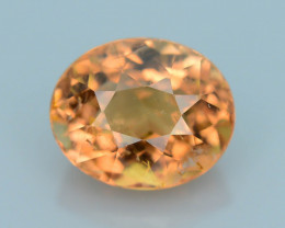 Lovely Color 2.10 ct  Tourmaline Jewelry Piece