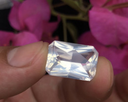 Sparkle Moonstone 13.95 cts High Grade Moonstone Funcy Cut Piece Ring~R