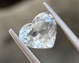 2.50 Cts Natural Aquamarine Quality Gemstone