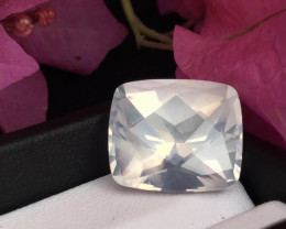 Sparkle Moonstone 17.35 cts High Grade Moonstone Funcy Cut Piece Ring~R