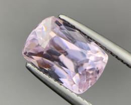 3.70 Cts Excellent Pink Kunzite Gemstone. Knz-85201