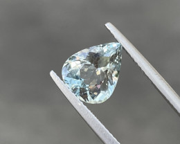 2.19 Cts Natural Aquamarine Quality Gemstone
