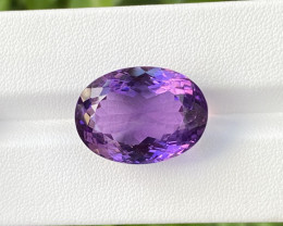 Natural Amethyst 25.18 Cts  Excellent Cut Gemstone