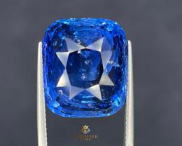 Outstanding AAAA colour Srilankan Vivid Blue Sapphire