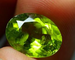 4.615 CRT BEAUTY GREEN PERIDOT -