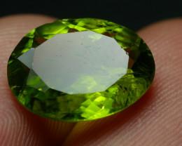 4.700 CRT BEAUTY GREEN PERIDOT -