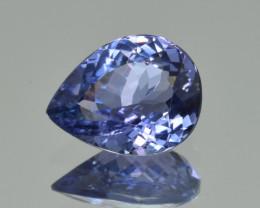 Natural Tanzanite 2.90 Cts Top Grade  Faceted Gemstone