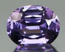 *NR* Vivid Purple Spinel Oval Sri Lankan 1.13Ct