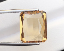 6.45Ct Natural Heliodor ~ AAA Grade ~ Yellow Color
