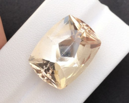 Brilliant Cutting  Topaz Untreated 40.75Ct from Himalaya ~ 1