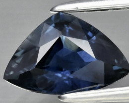 1.22ct Blue Sapphire - Madagascar / Heated Only / 8.5 x 5.6 x 3.6 mm