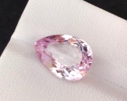 8.10 carats, Natural Pink Kunzite.