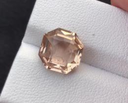 5.60 carats, Natural Topaz.