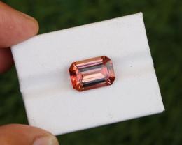 6.480 CTs Natural & Unheated~ Pink Tourmaline Gemstone