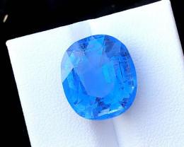 12.40 cts Aquamarine Gemstone , Presenting Collection Grade Classic Santa M