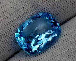 12CT BLUE TOPAZ BEST QUALITY GEMSTONE IIGC69