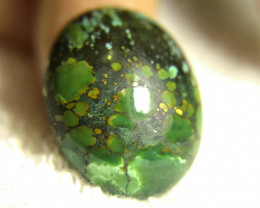 30.70 Carat Green Himalayan Turquoise - Gorgeous