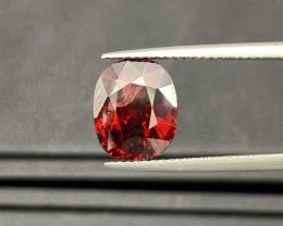 Natural Rhodolite 5.65 cts Sparkling Gemstone