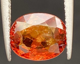 (Certified) Natural Spinel 2.36 Cts Rare Gemstone