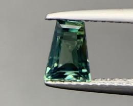0.85 Ct Unheated Brilliant Bi-Color Sapphire. Sp-0005