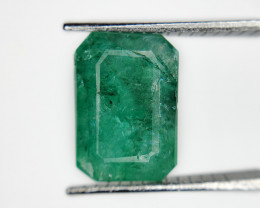 6.20ct Natural Emerald