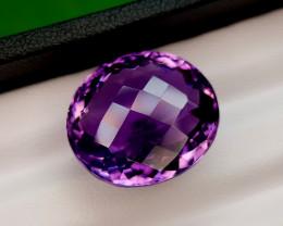 23crt natural  amethyst  Natural Gemstones JI61