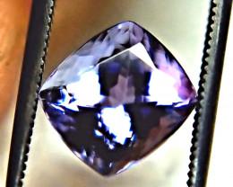 CERTIFIED - 3.42 Carat VVS1 African Tanzanite - Gorgeous