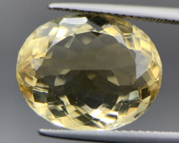 12.10 Cts Excellent Yellow Citrine Gemstone. Ctr-510