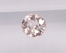 0.55ct Unheated Pink sapphire