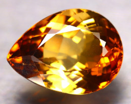 Whisky Topaz 11.95Ct Natural Imperial Whisky Topaz D1019/A46