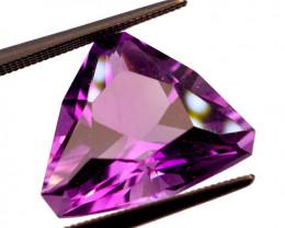 31.71 CT Unheated Rich Purple Amethyst (Uruguay)