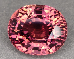 12.30 CTS  EXCELLENT LUSTER BROWNISH PINK NATURAL TOURMAILNE