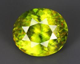 10.46 CT SPHENE DIAMOND LUSTER 100% NATURAL UNHEATED MINE  MADAGASCAR