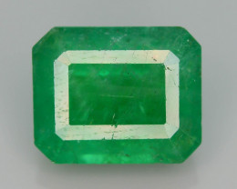 Top Color & Clarity 4.20 ct Emerald~Zambia