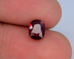 0.90 ct Red Color Spinel Untreated/Unheated ~Burma