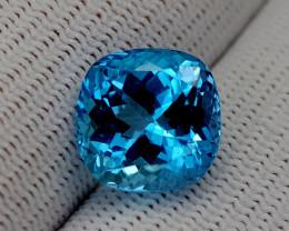 10.65CT BLUE TOPAZ BEST QUALITY GEMSTONE IIGC70