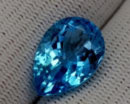 11.25CT BLUE TOPAZ BEST QUALITY GEMSTONE IIGC70