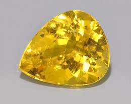 9.00 CTS AMAZING NATURAL HELIODOR GOLDEN YELLOW BERYL