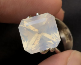 Moonstone Top Quality 9.80Ct Natural Moonstone Pink Color Moonstone