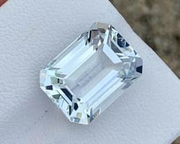 8.05 carat Natural Aquamarine Gemstone
