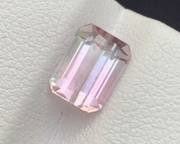 1.80 carats baby pink colour Tourmaline Gemstone From  Afghanistan