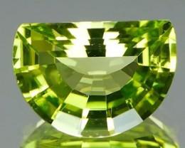 *NR*Mint Green Burmese Peridot 0.97Ct
